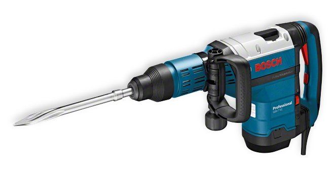 Bosch GSH 7 VC Demolition hammer with SDS-max